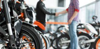 αγορά μοτοσυκλέτας