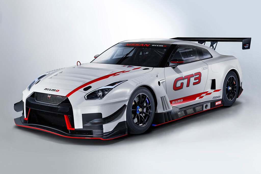 Nissan - NISMO GT-R GT3