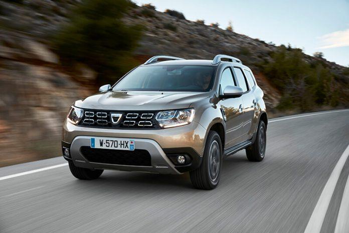 Νέο Dacia Duster