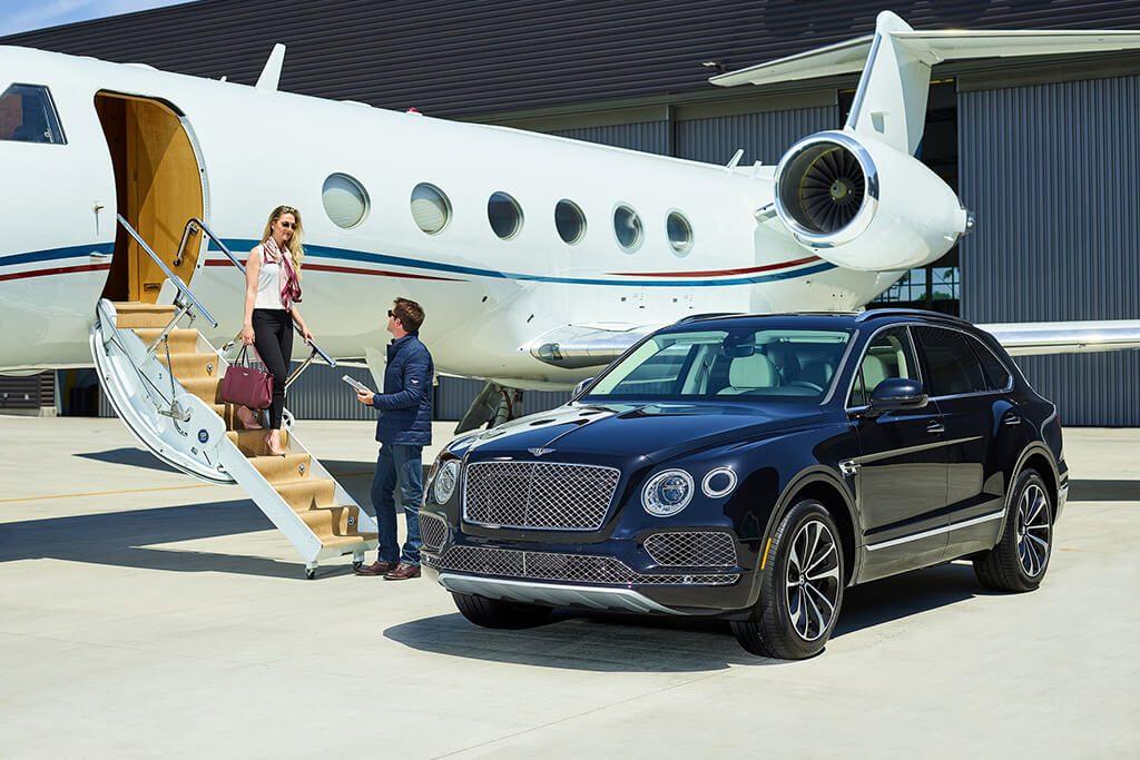 Luxury Hire