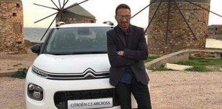 X. Merousis - Citroen C3 Aircross