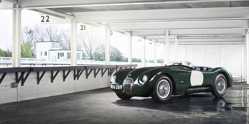 Αν δεν ήταν το Gordon Bennett Cup, δε θα είχαμε αυτό το British Racing Green χρώμα στη Jaguar C-Type.