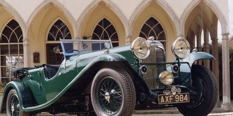 Lagonda M45 Tourer του 1924