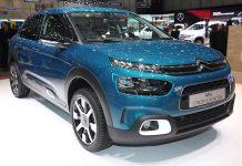 Geneva Motorshow 2018 - Citroen C4 Cactus