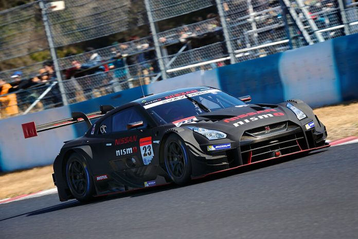 Nissan GT-R NISMO GT500 Super GT