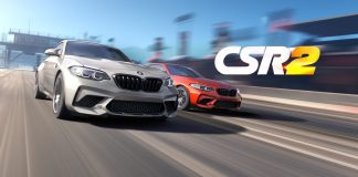 BMW M2 Competition CSR 2