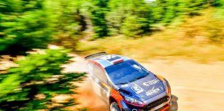 Acropolis Rally Testing