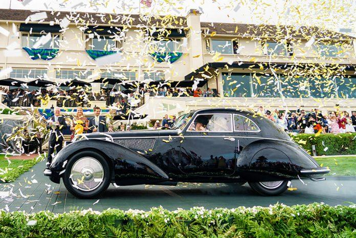 Alfa Romeo 8C 2900B Touring berlinetta του 1937