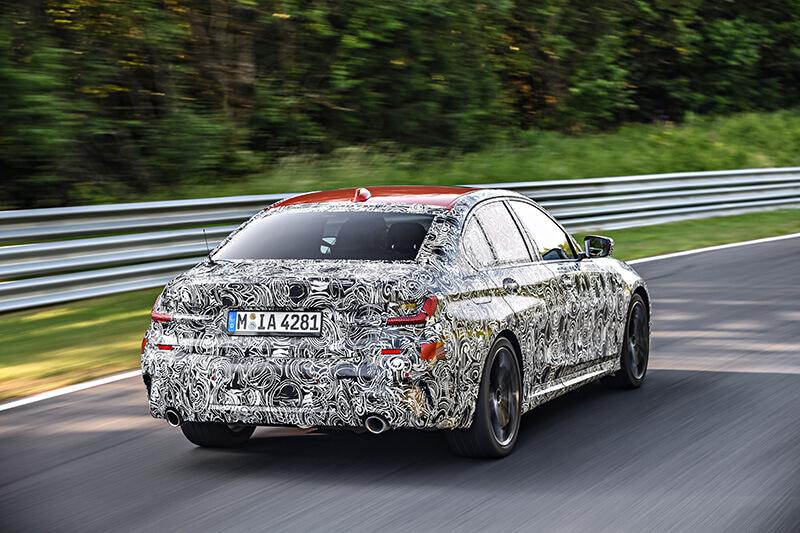 Νέα BMW Σειρά 3