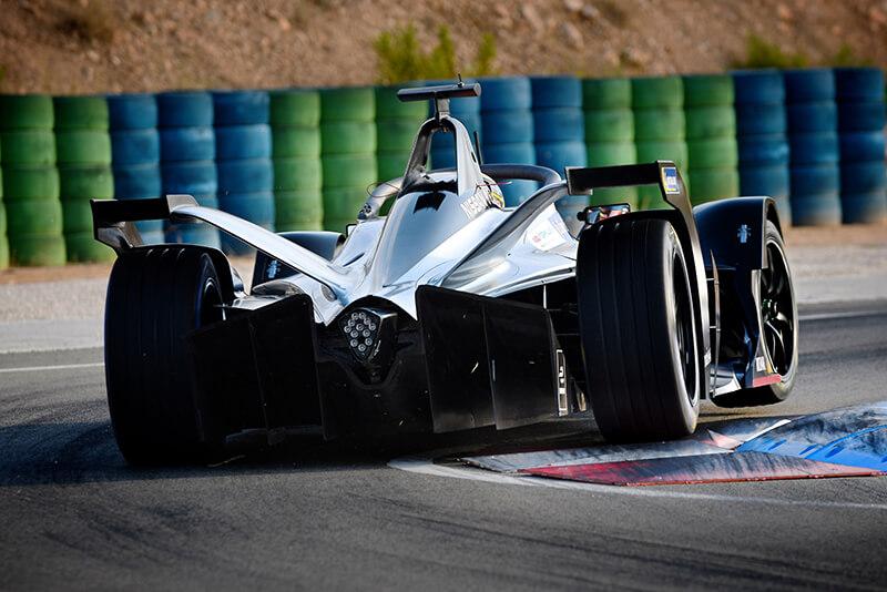 Nissan Formula E e.adams