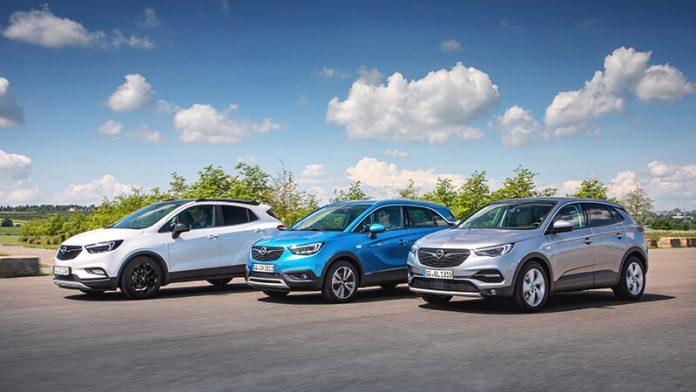 Opel X Family
