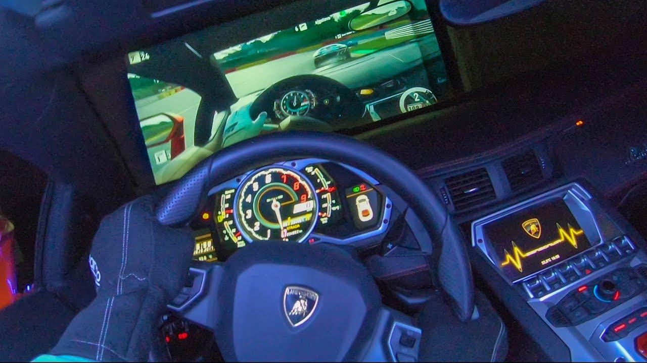 Lamborghini Aventador Forza 7