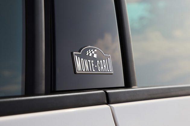 Skoda Fabia Monte Carlo