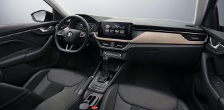 Skoda Scala interior design