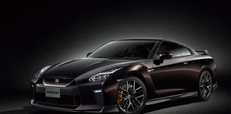 Limited Edition GT-R