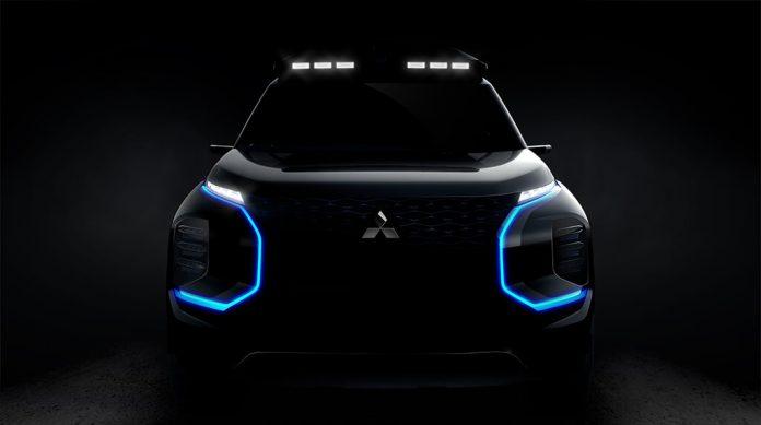 Mitsubishi at Geneva Motor Show 2019