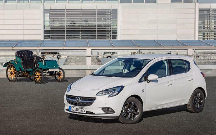 Opel Corsa 120 Edition