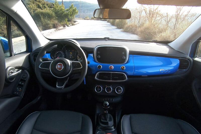 Fiat 500X 1.0 Firefly 120hp