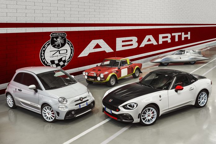 Abarth Compleanno