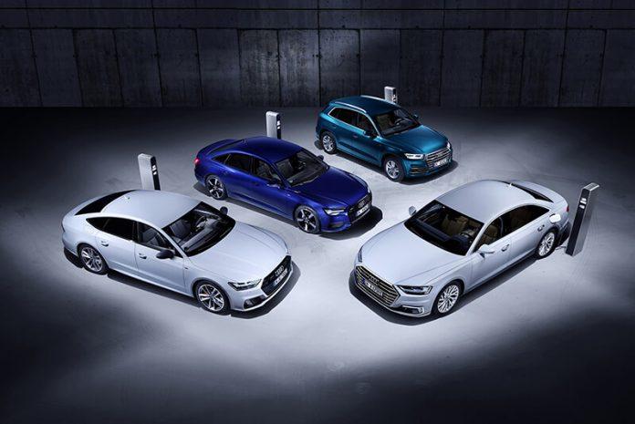 Audi PHEV