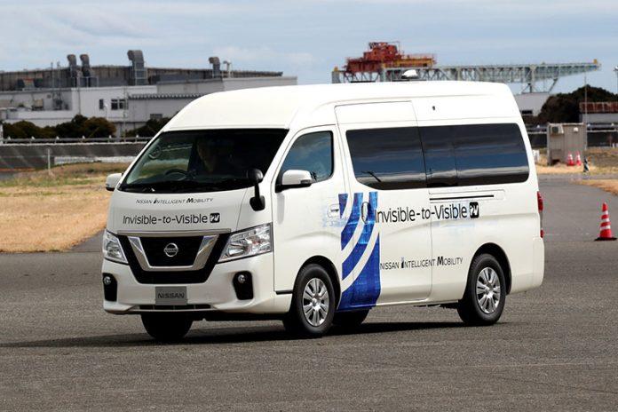 Nissan I2V