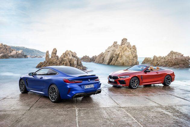 BMW M8 Coupe & Cabrio