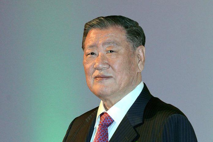 HMG Chairman Mong-Koo Chung