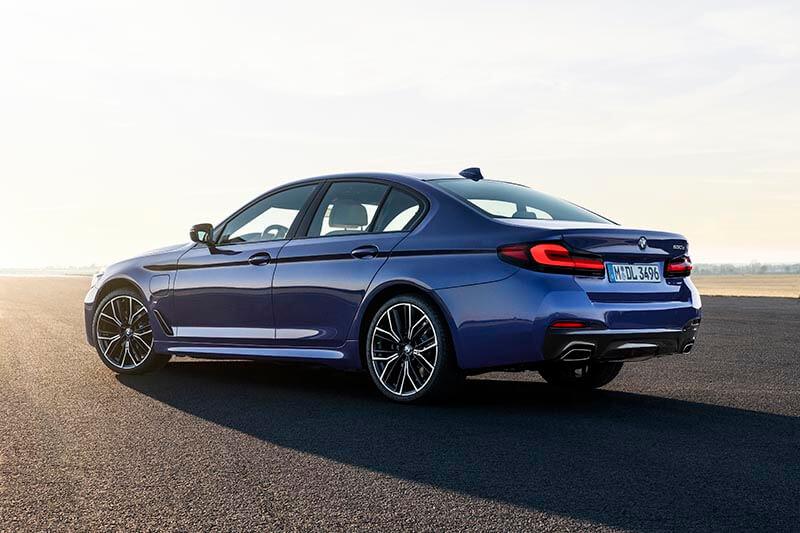 BMW Σειρά 5