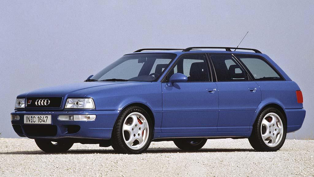 Audi RS 2 Avant quattro