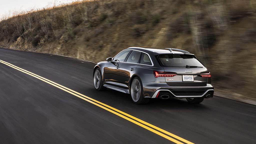 Audi RS 6 Avant quattro