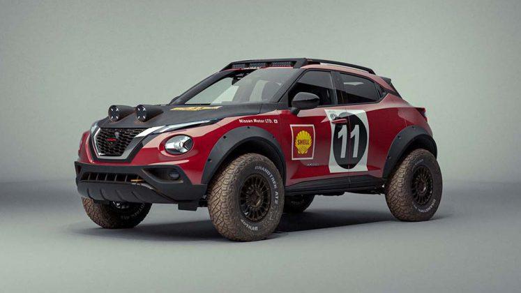JUKE Rally Heritage Concept 7
