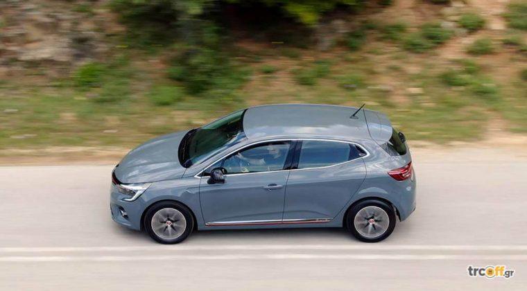 Renault Clio LPG