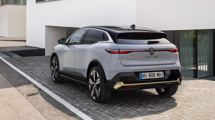 2021 - New Renault Mgane E-TECH Electric - Technical pictures_low