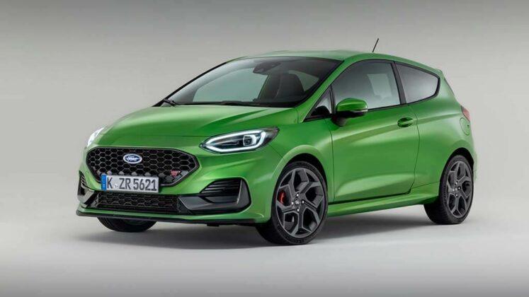 2021 Ford Fiesta ST